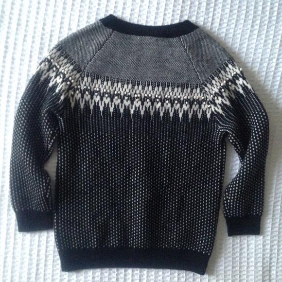 49% off J. Crew Sweaters - J. Crew merino fair isle sweater size ...